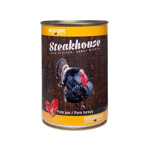 Steakhouse Tinned Pure Turkey