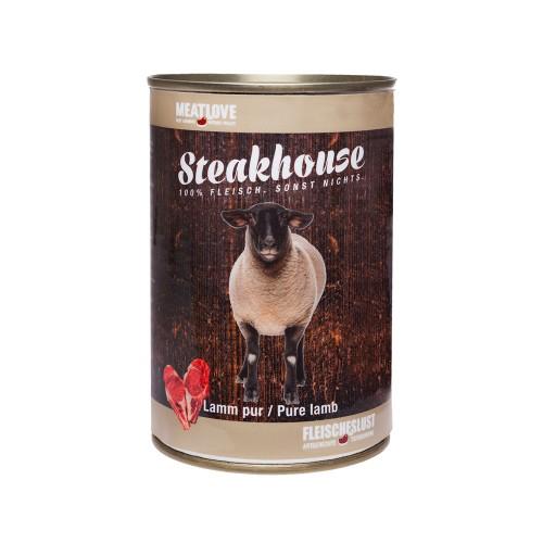 Steakhouse Tinned Pure Lamb